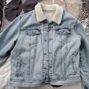 Old navi jeans jacket